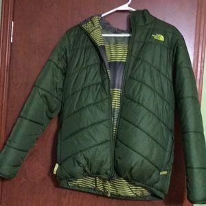Boys XL/TG the North Face Jacket.